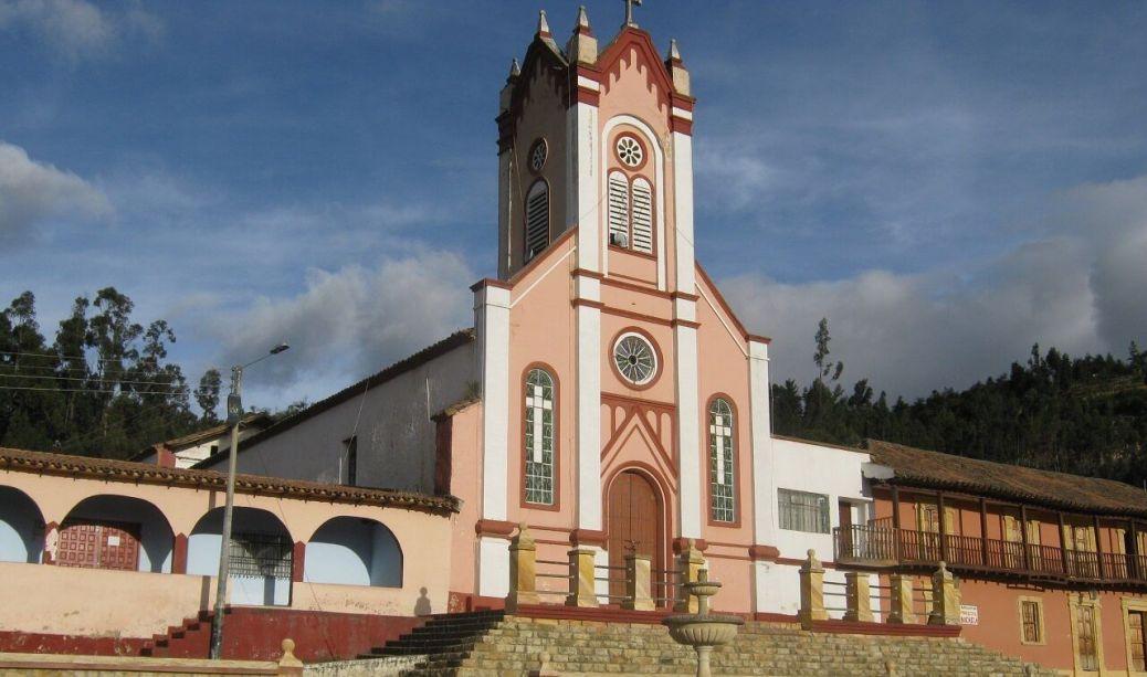 iglesia de cuitiva