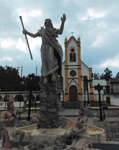 turimso religioso en colombia