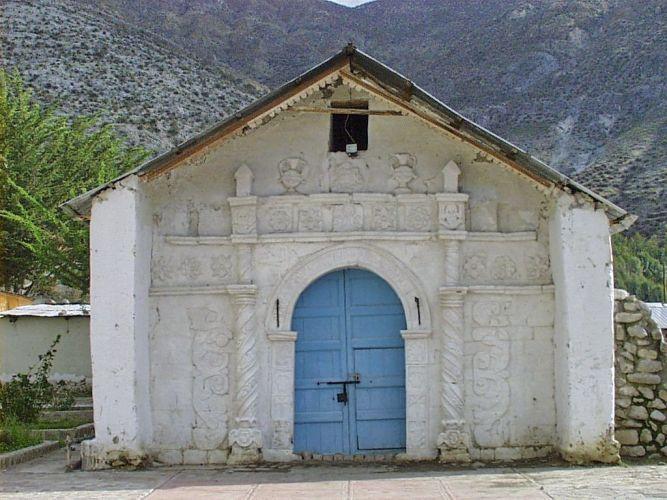 Iglesia San Santiago, Belen