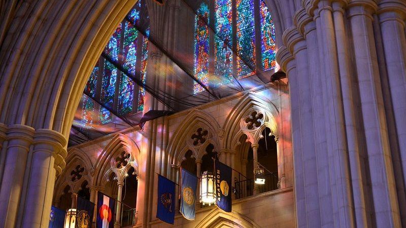 Catedral Nacional en Washington DC