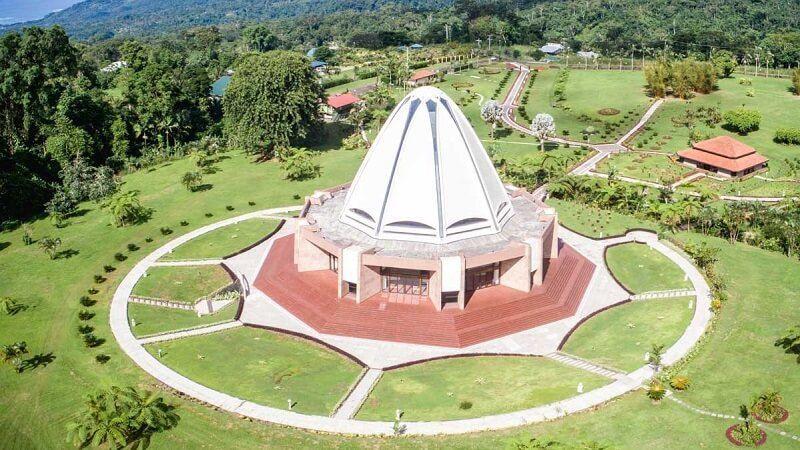 templo en samoa