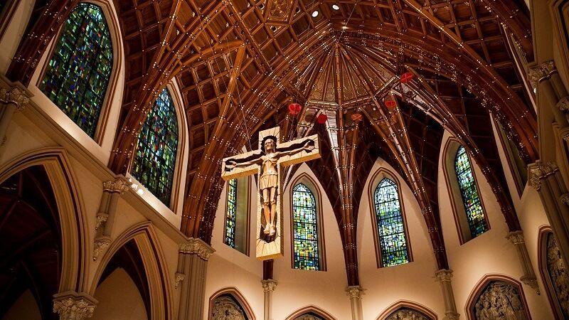 La Catedral del Santo Nombre en Chicago