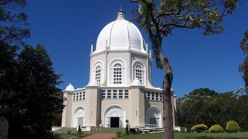 La Casa de Adoración en Nueva Gales del Sur, Australia