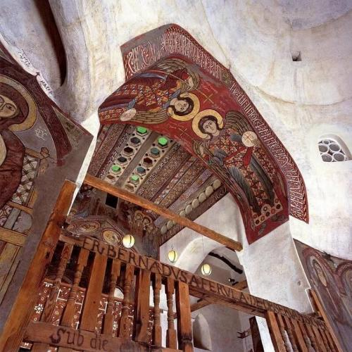 Iglesias de San Antonio en egipto áfrica
