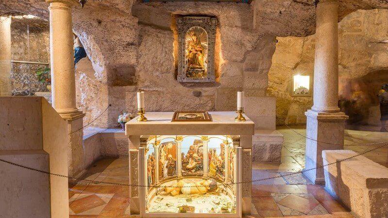 Belén, donde nació Jesús