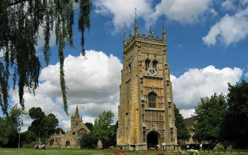La historia de los Santuarios Marianos de Inglaterra