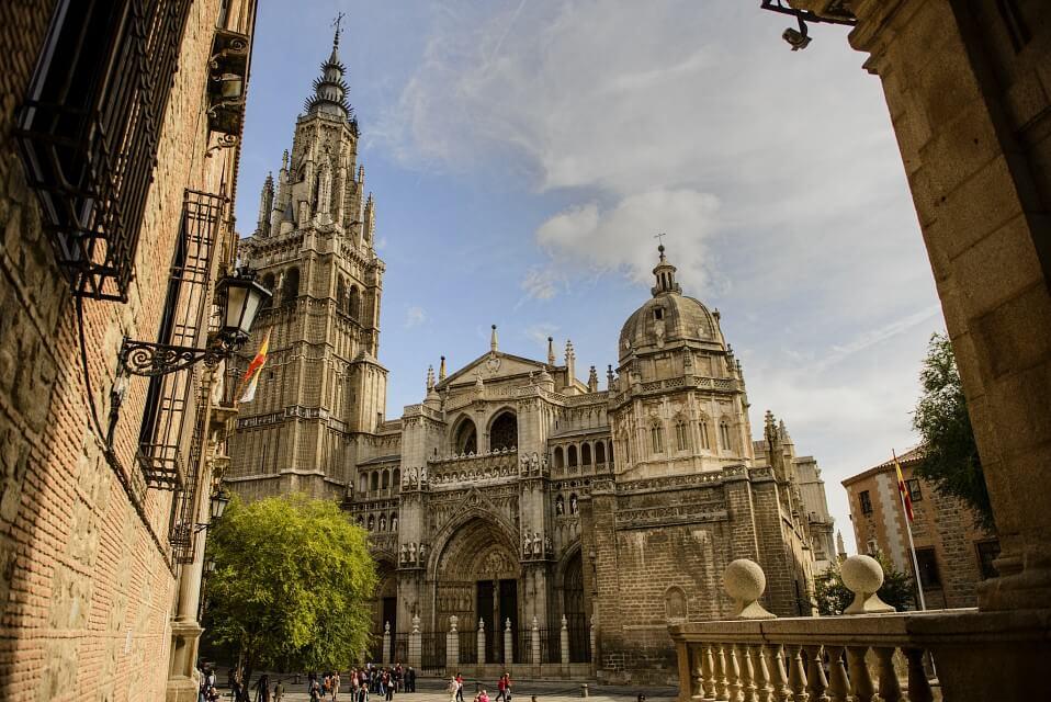 la catedral de toledo turismo religioso españa