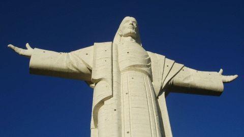 El Cristo de la Concordia, por qué es el de más altura del mundo