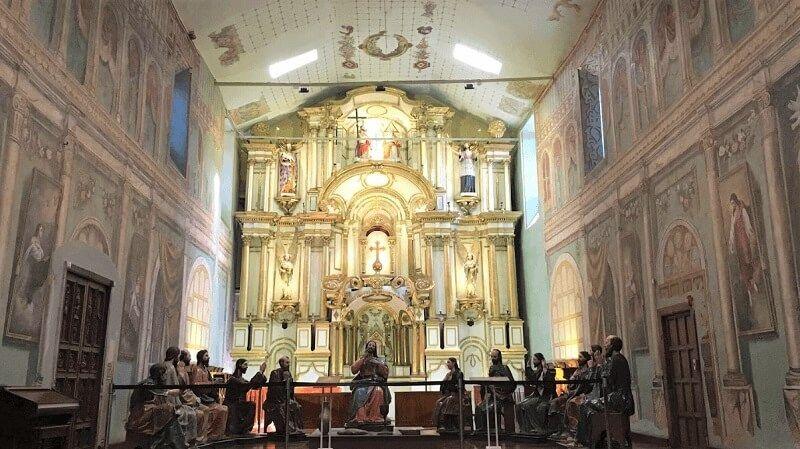turismo religioso en cuenca ecuador