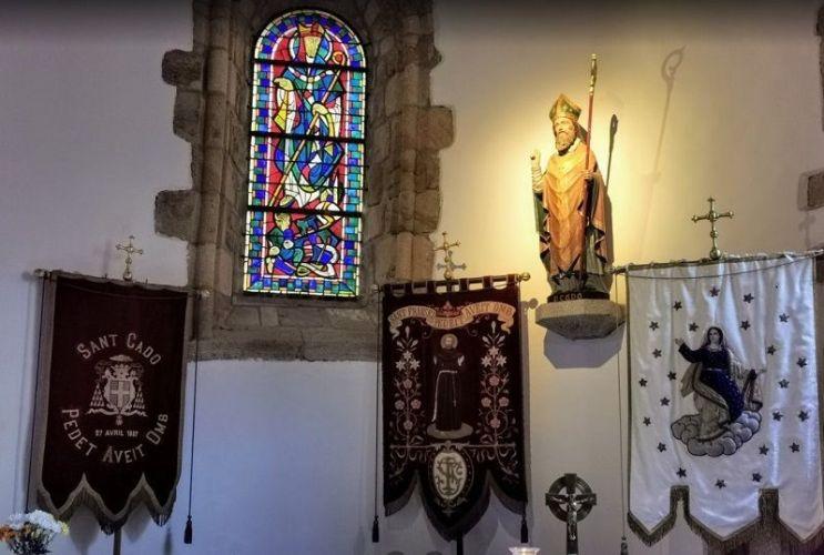 SAINT CALO TURISMO RELIGIOSO