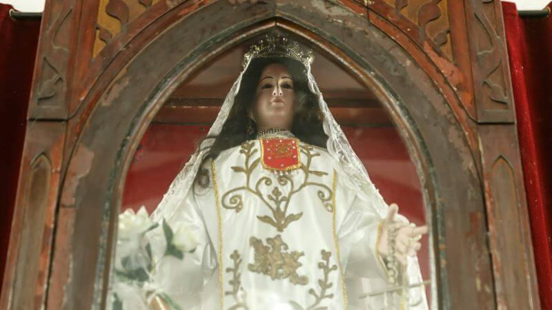 capillas del norte Argentino la montonera