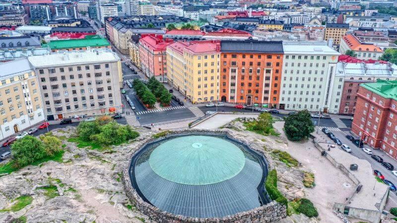 lugares sagrados de finlandia