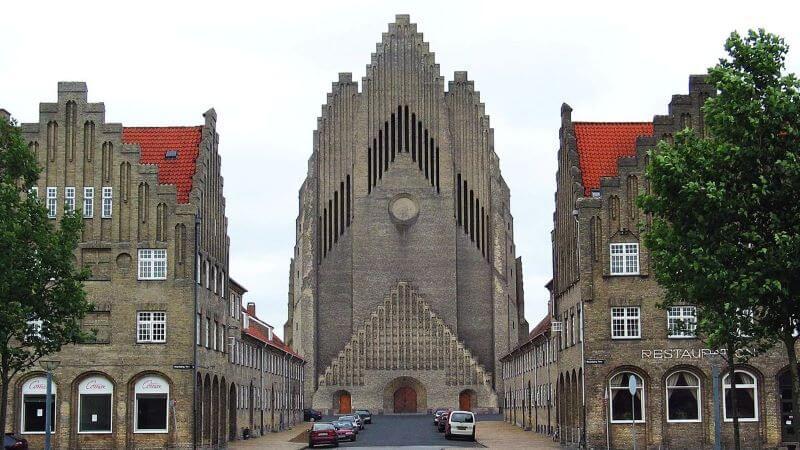 Iglesia de Grundtvig iglesias danesas