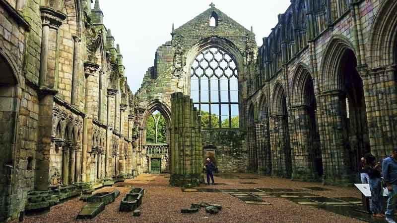 abadías escocesas