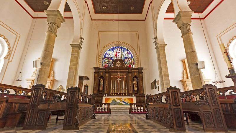 Catedral anglicana de gibraltar