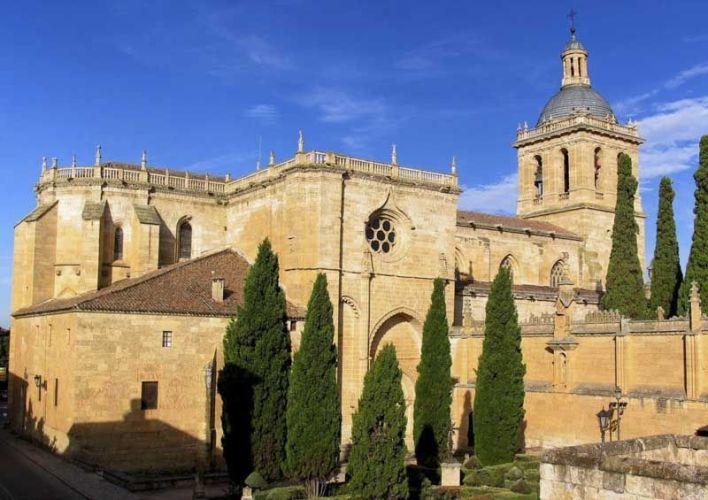 ruta de las catedrales ciudad rodrigo