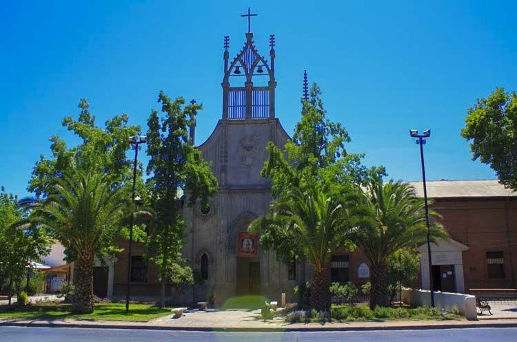 convento carmelitas descalzos los andes