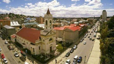 región de Magallanes chile