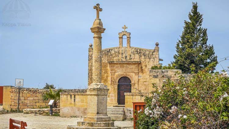 capilla de la anunciacion en zurieq malta