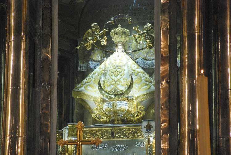 Imagen de Nuestra Señora de San Juan de los Lagos