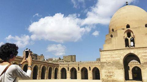 turismo religioso en egipto