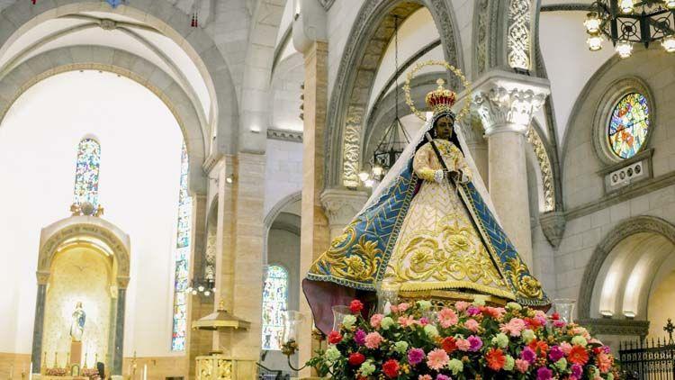 Te presentamos a Nuestra Señora de la Paz y Buen Viaje una advocación mariana con el récord, desde hace 4 siglos, de mas cruces por el océano Pacífico