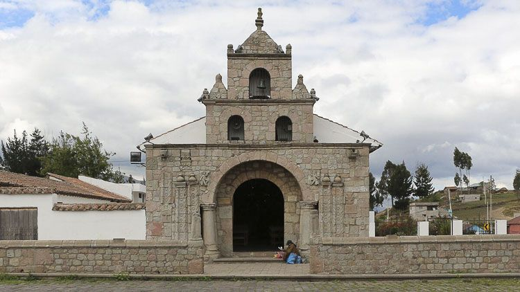 La Balbanera, conoce la primera iglesia católica de Ecuador