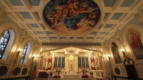 Santuarios Católico de los estados unidos