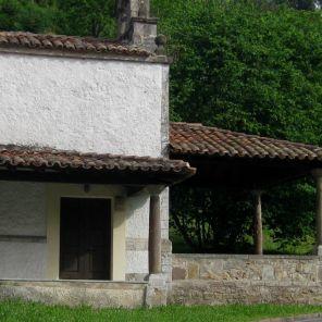 Iglesias de Ribadesella, Barreú
