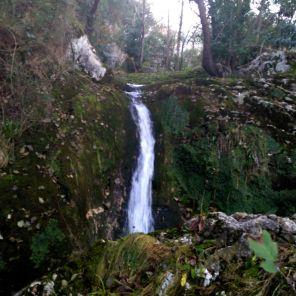 Cascada Río Aguamía