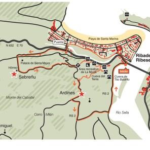 Hiking Routes Ribadesella