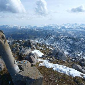 Mofrechu y Picos de Europa