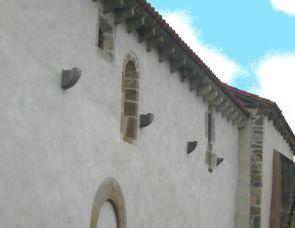 San Salvador de Moru. Románico de Ribadesella.