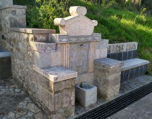 La Fuente de Abajo en Abéu, Ribadesella