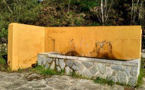 Abrevadero La Canal en Tezangos