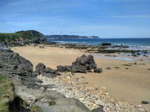 Playa Beciella, Asturias