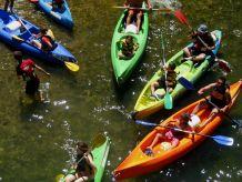 El Sella, un río multicolor