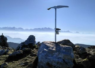 Picos Europa desde Picu Mofrechu Ribadesella
