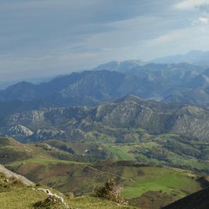 Vistas desde El Pico Pienzu