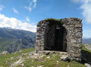 Ermita de Santa Antonio, Pico Paisano