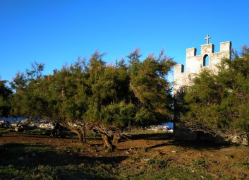 Ermita de San Antonio, Llanes