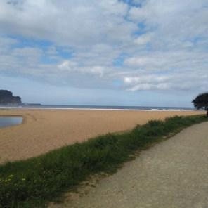 Playa de la Griega, Colunga