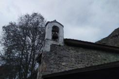 Campana Iglesia Mazucu, Llanes. Ojiva Obús.