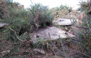 Polvorín Guerra Civil en Cuevas del Mar, Llanes