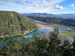 Posición del Picu Cañón en Pimiango