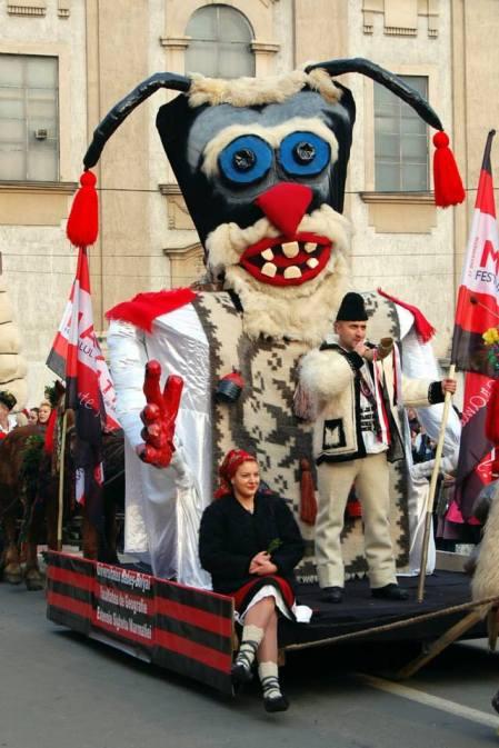 Festivalul de Datini și Obiceiuri de Iarnă - Marmația