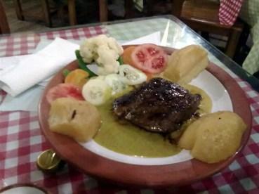 %name Degustando a saborosa gastronomia peruana