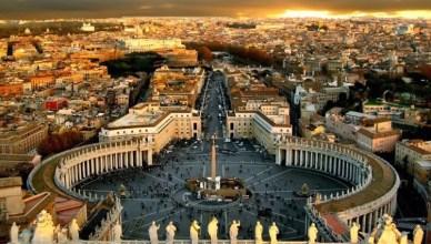 roma e o vaticano