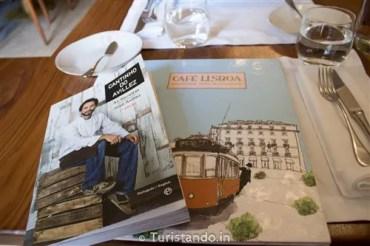 %name Conhecendo o restaurante Café Lisboa, do José Avillez.