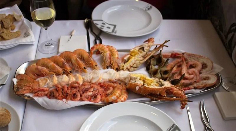 %name Top 5: Nossa deliciosa experiência gastronômica em Portugal